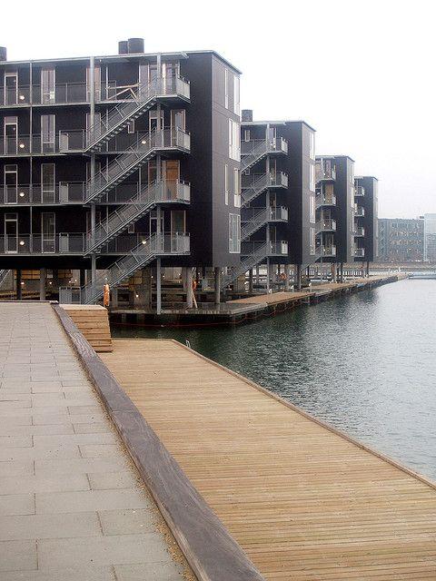 teglværkshavnen housing, tegnestuen vandkunsten   Flickr - Photo Sharing!