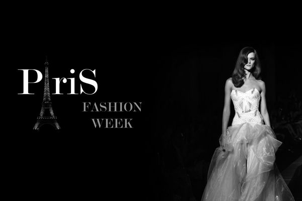 Fashion week Paris 2013