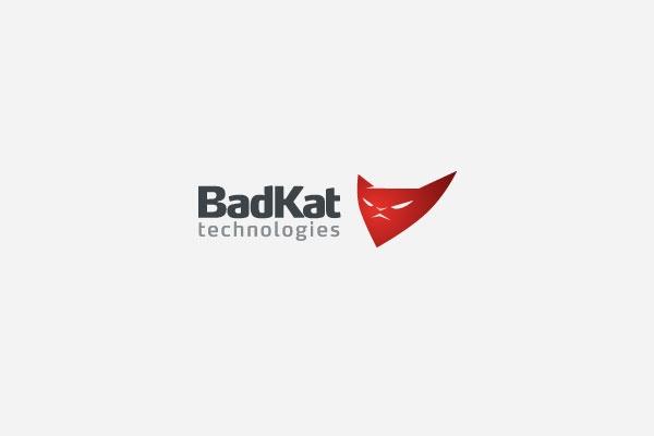BadKat logo