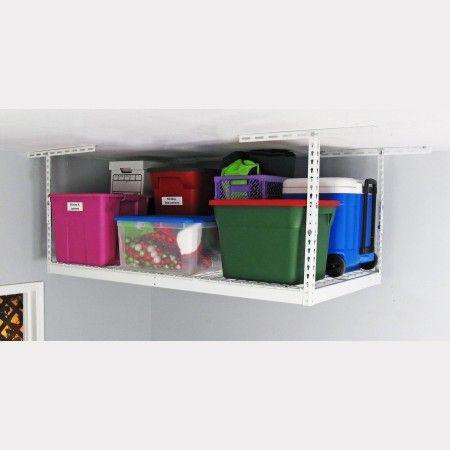 3' x 6' Overhead Storage Rack - Overhead Garage Storage
