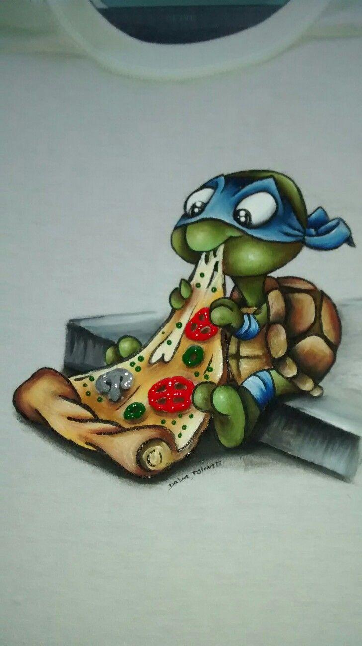 Meu trabalho p casa da tartaruga