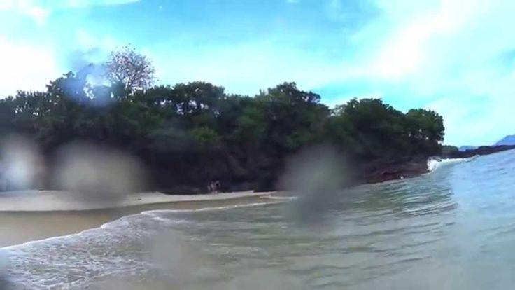 Секретный Пляж Бали // Пляж с Белым Песком, PadangBai