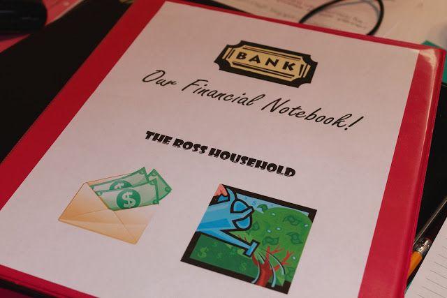 Midwest Moma Blog: Financial Binder~FREE PRINTABLES!