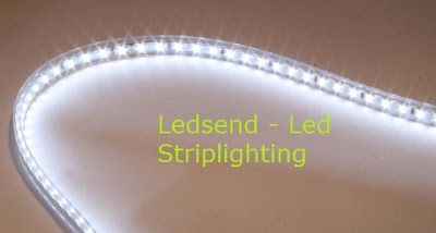 Some Creative Ways To Use Your LED Strip Lighting