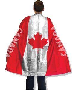 Canada Flag Cape