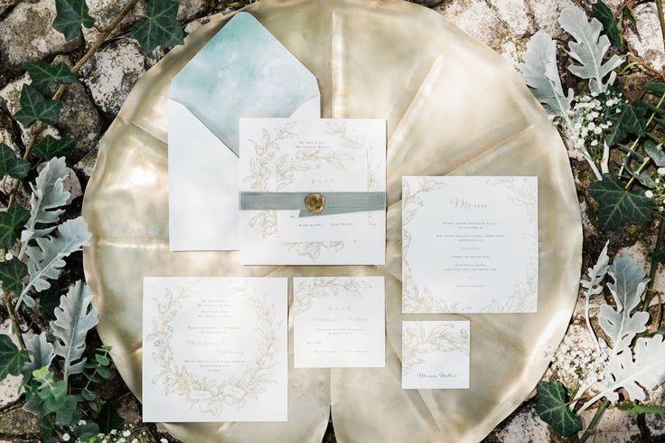 Wedding Stationary Ideas...   Photo by Passionate Photography  #weloveweddings #algarveweddingplanners #stationary #weddingideas