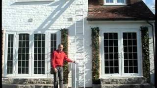 Superior Latest 'Big Red Foot' Multi Purpose Ladder with free Extra Strong 2-part platform