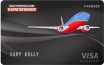 Two Roundtrip Flights w/ Southwest Airlines Premier Credit Card 50k Points w/ $2000 Spent in First 3 Months