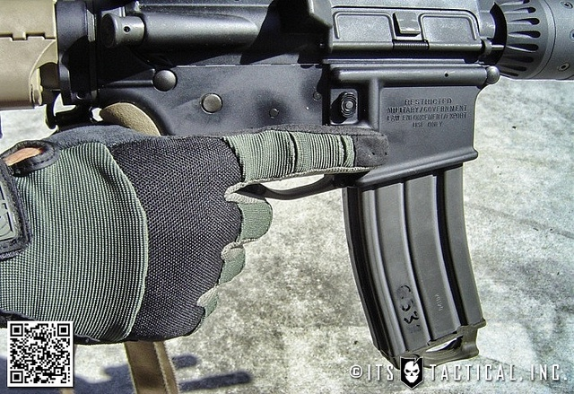 SKD PIG Full Dexterity Tactical Glove by ITS Tactical, via Flickr