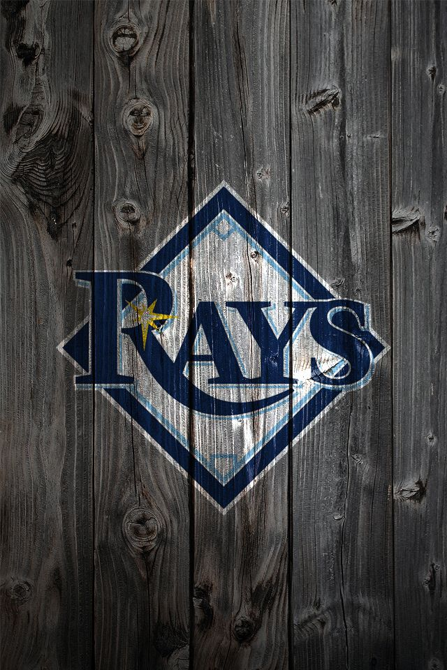 Tampa Bay Rays iPhone Wallpaper Background