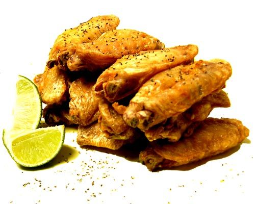 how to cook fried lemon pepper chicken wings