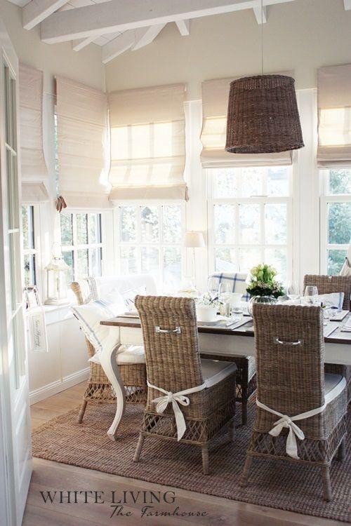 Best 25 Sunroom blinds ideas on Pinterest  Woven blinds