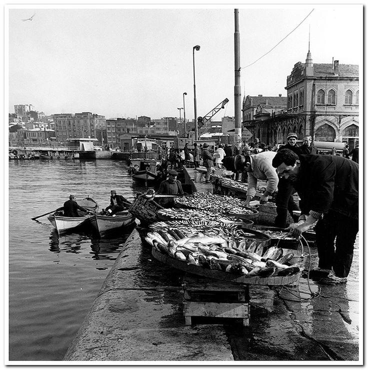 Fishy Sixties - Kadikoy, Istanbul