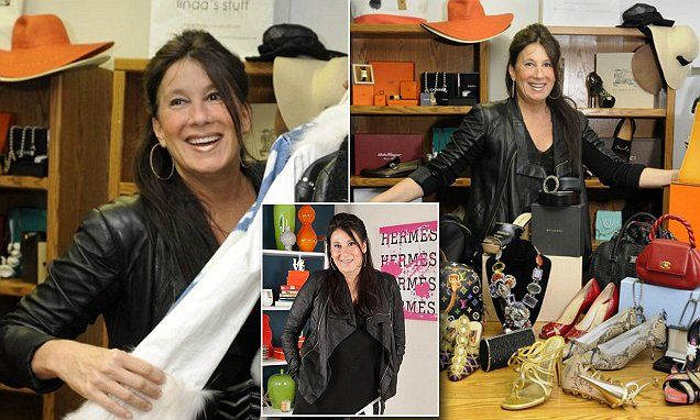 Linda Lightman, a 53-year-old top eBay seller living in the suburbs of Philadelphia, has turned her luxury consignment store, Linda's Stuff , into a multi-million dollar business.