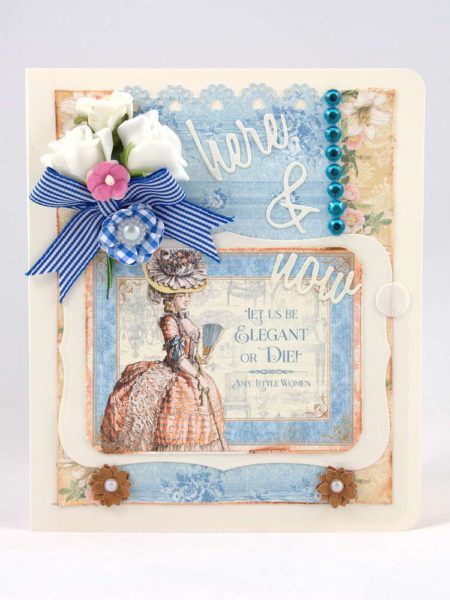The Little Craft - Fotokarte