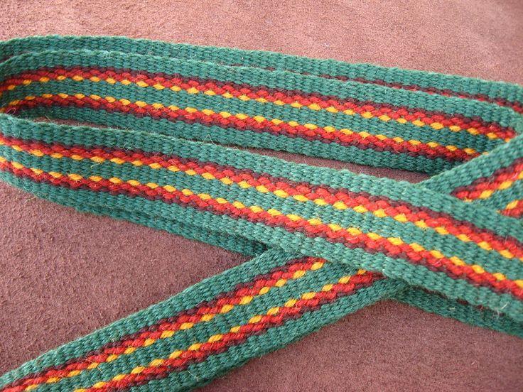 ASpinnerWeaver: What I've Been Weaving
