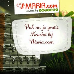 Gratis Krasloten bij Maria via KrasKraker in de maand juli. Alleen maar inschrijven bij Maria helemaal niks storten en gelijk spelen. De mooiste actie van Maria.com