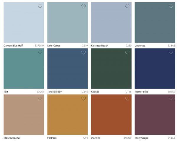 interior design color trends 2021