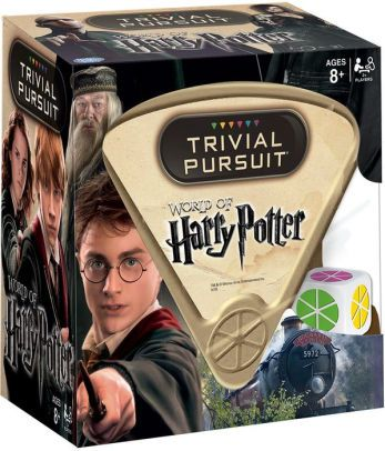 Alternative view 1 of TRIVIAL PURSUIT: World of Harry Potter Edition