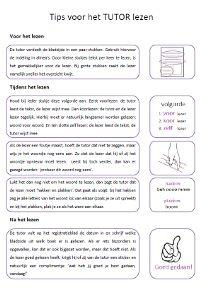 Lessen van Lisa - Lezen