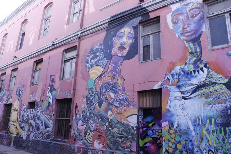 street art / Valparaiso