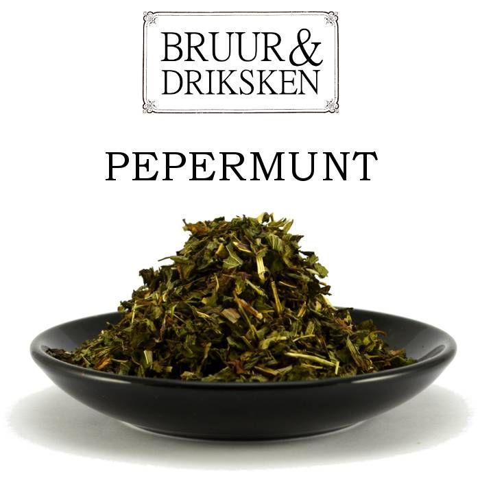 Bruur pepermunt thee (kruidenthee)
