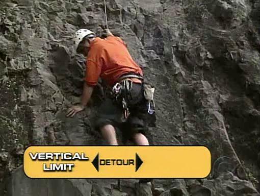S11E3: DETOUR: Vertical Limit: Rock Climbing - Chile
