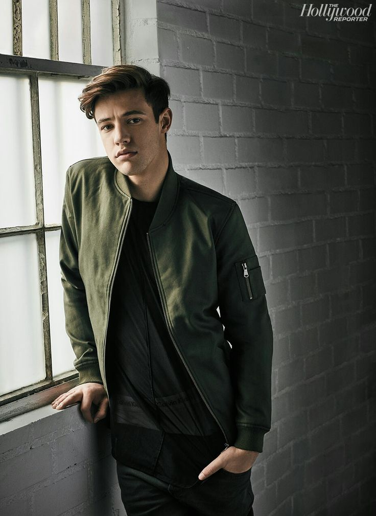 Cameron Dallas for the Hollywood Reporter