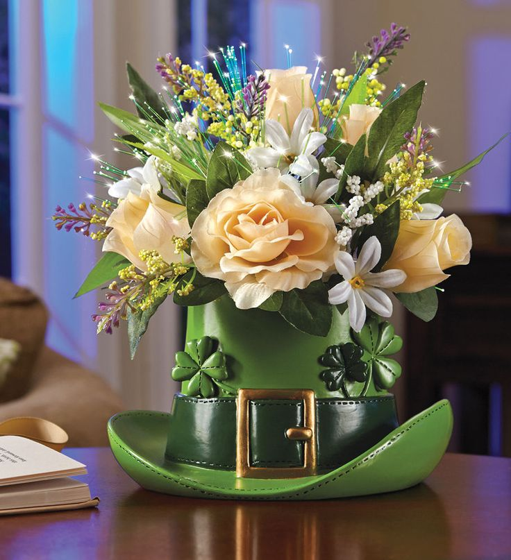 10 best images about saint patrick 39 s day on pinterest for St patrick s day home decorations