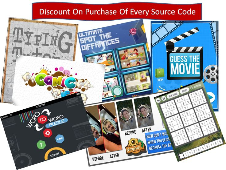Download iOS/Android Source Code with Special Discount ..