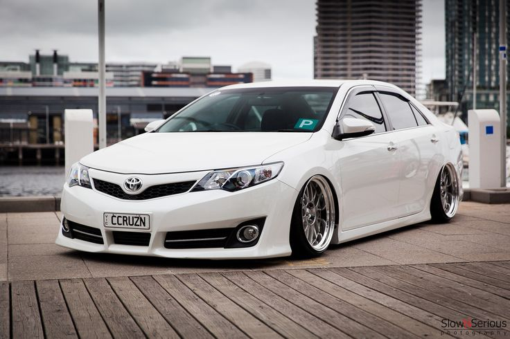 Slammed Camry Flickr Photo Sharing Toyota