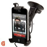 Support voiture / moto iPhone 5S