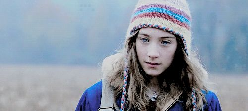 "Saoirse Ronan as Susie Salmon in ""The Lovely Bones"""