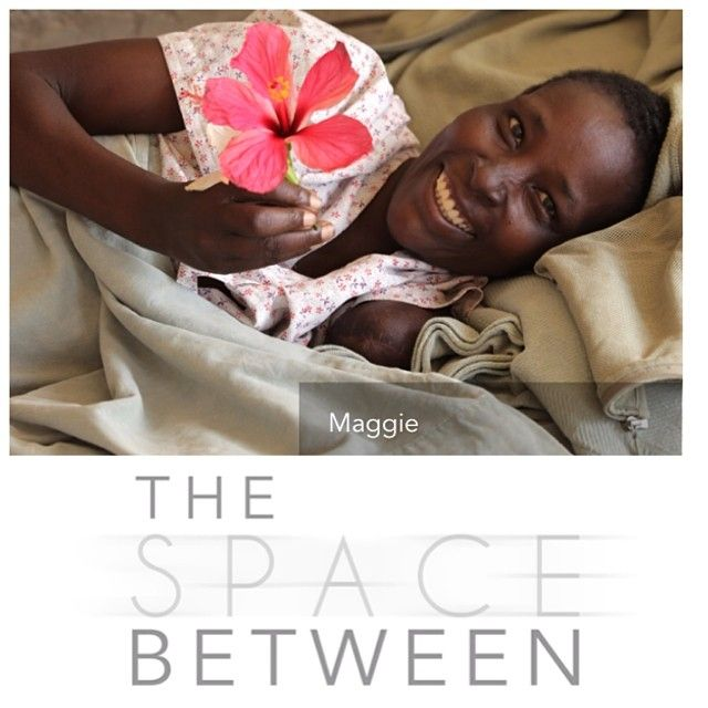 Meet Maggie From The Living Room In Kenya Is A Young Mother Who