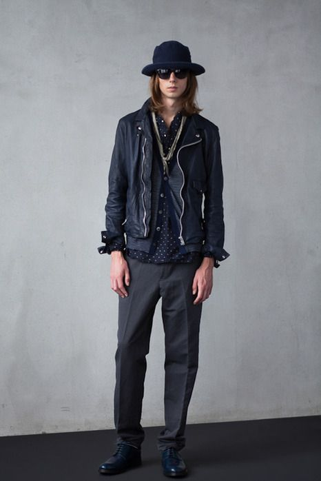 undercoverism ss12