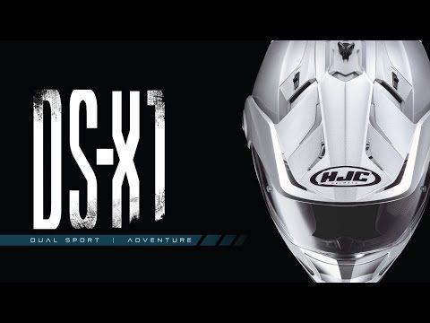 HJC DS-X1 - YouTube