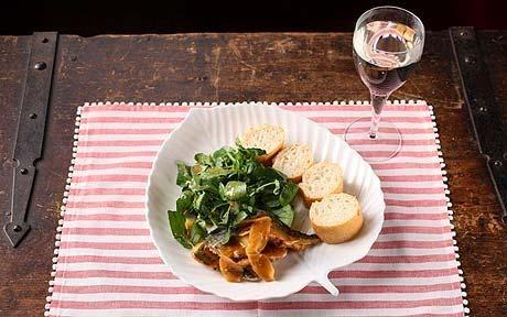 Harumi Kurihara recipe: Mackerel simmered inmiso