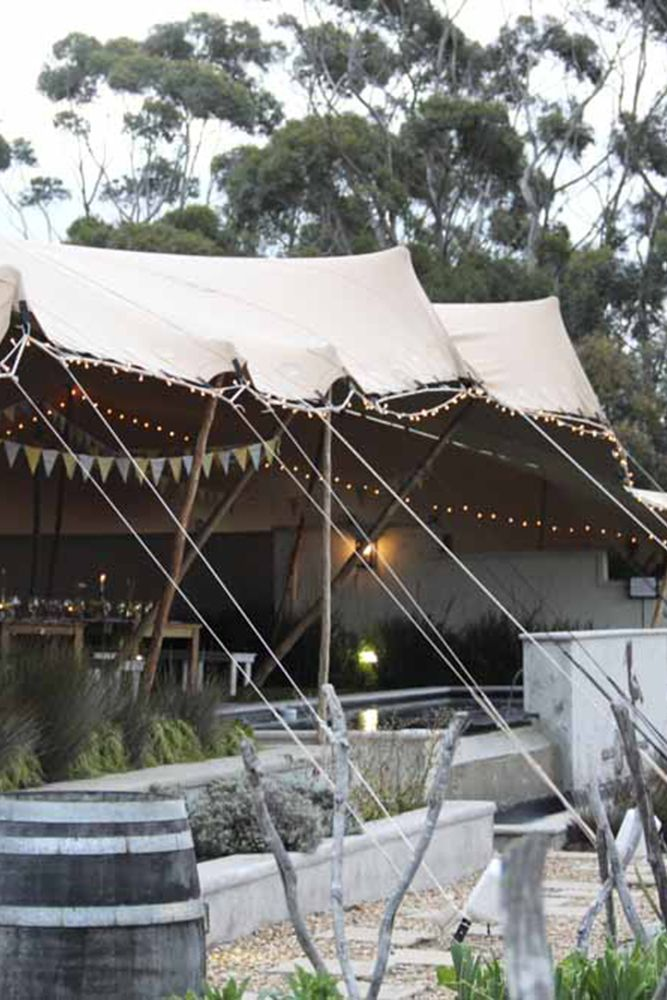 Unforgettable wedding ceremony and reception at this