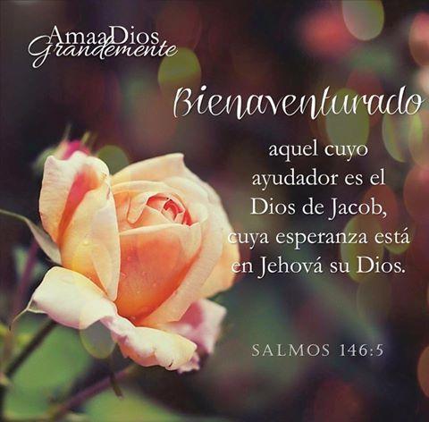 """"""" Salmos 146:5 #comunidadADG #ADG #AmaaDiosGrandemente #Estudiobiiblicoenlinea #Devocional #LGG"""