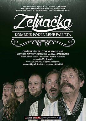 DK AKORD | Program Kurzy | Kalendář akcí | Divadla | ZELŇAČKA - Agentura Familie
