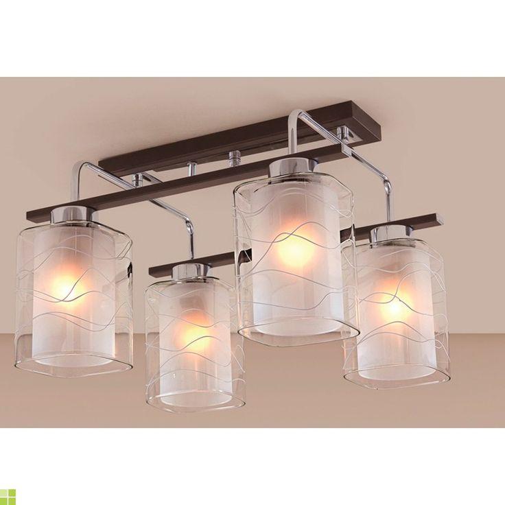 Светильник потолочный Citilux Румба CL159141 - Люстры, припотолочные светильники - Потолочные светильники