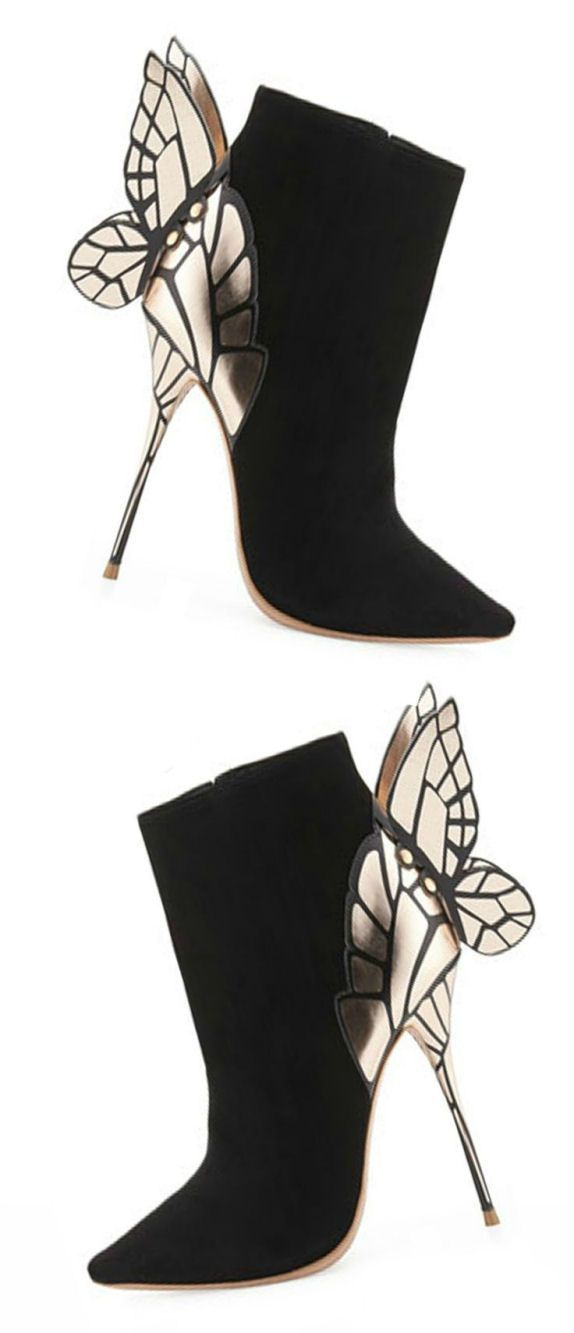 Butterfly Booties ❤︎ L.O.V.E.