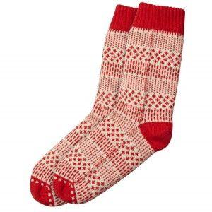 Dash Dot Socks by Donna Wilson