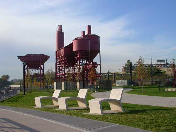 Riverbank Park Bronx Ny