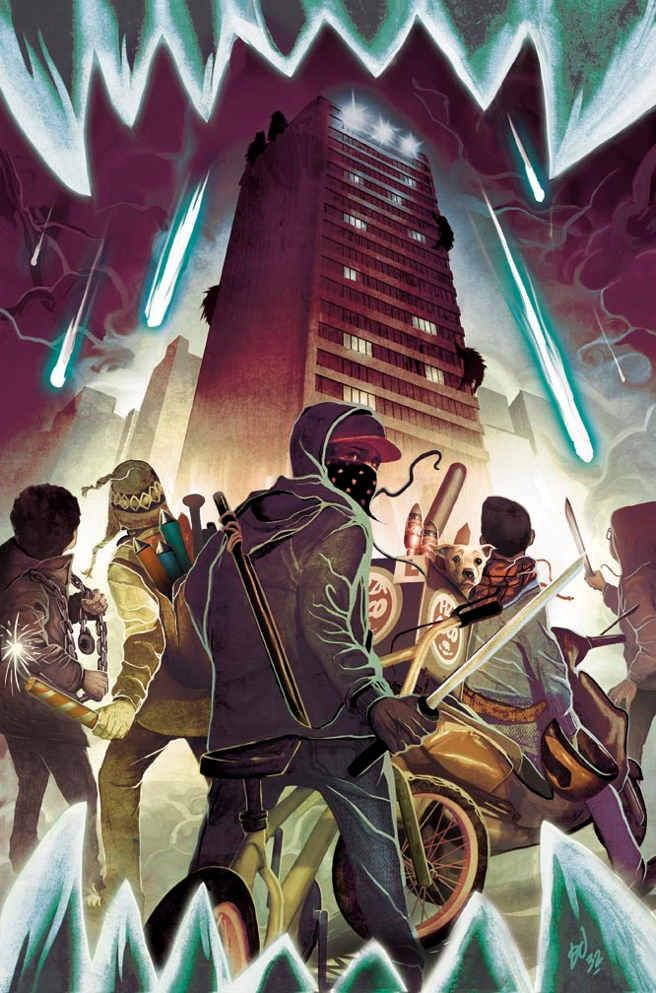 Attack The Block by Mike Del Mundo