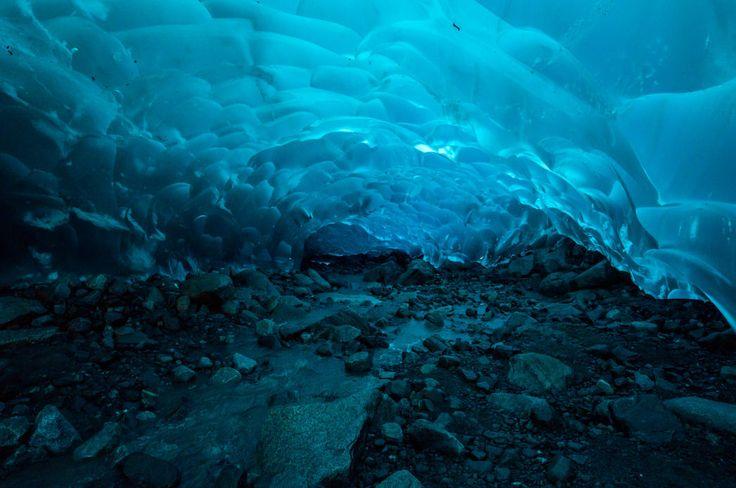 Mendenhall à Juneau, Alaska : Les sites naturels les plus colorés sur Terre - Linternaute.com Voyager