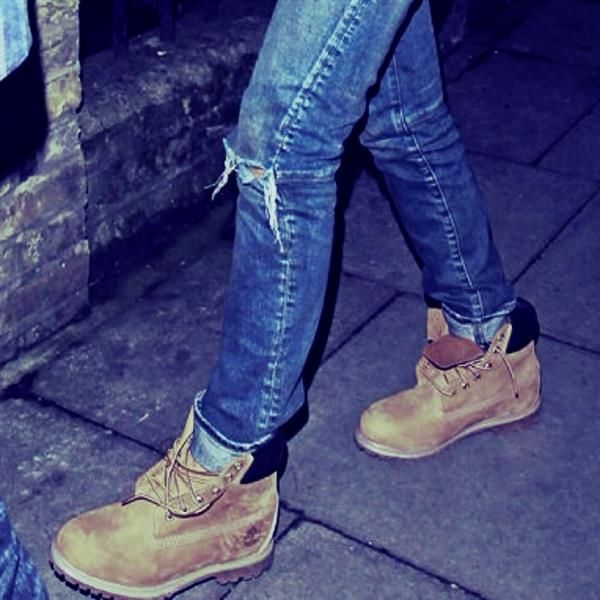 Timberland is a must by  Lu