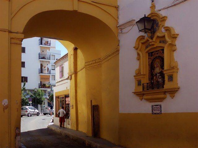 El Postigo del Aceite, Sevilla. Foto: Francisco dos Santos. #Sevilla #Seville #sevillaytu @sevillaytu
