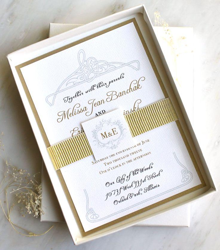 12 best Wedding invitations images on Pinterest Wedding