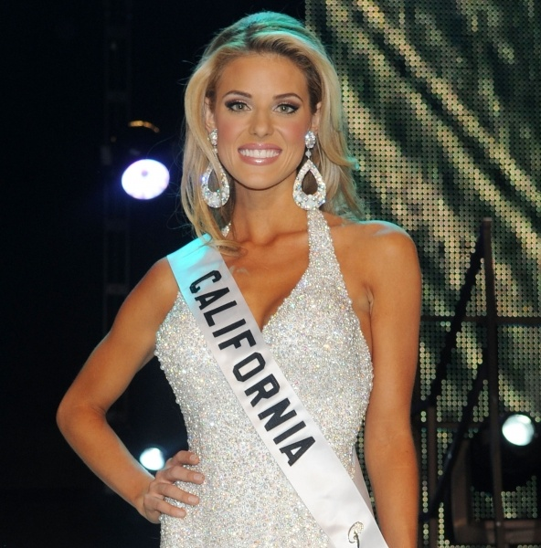Carrie Prejean was 1st runner up in the 2009 Miss USA pageant.  She created controversy when answering her final question by celebrity judge Perez Hilton concerning gay marriage.  Later she was dethroned as Miss California USA because pageant officials said she repeatedly breached her contract.